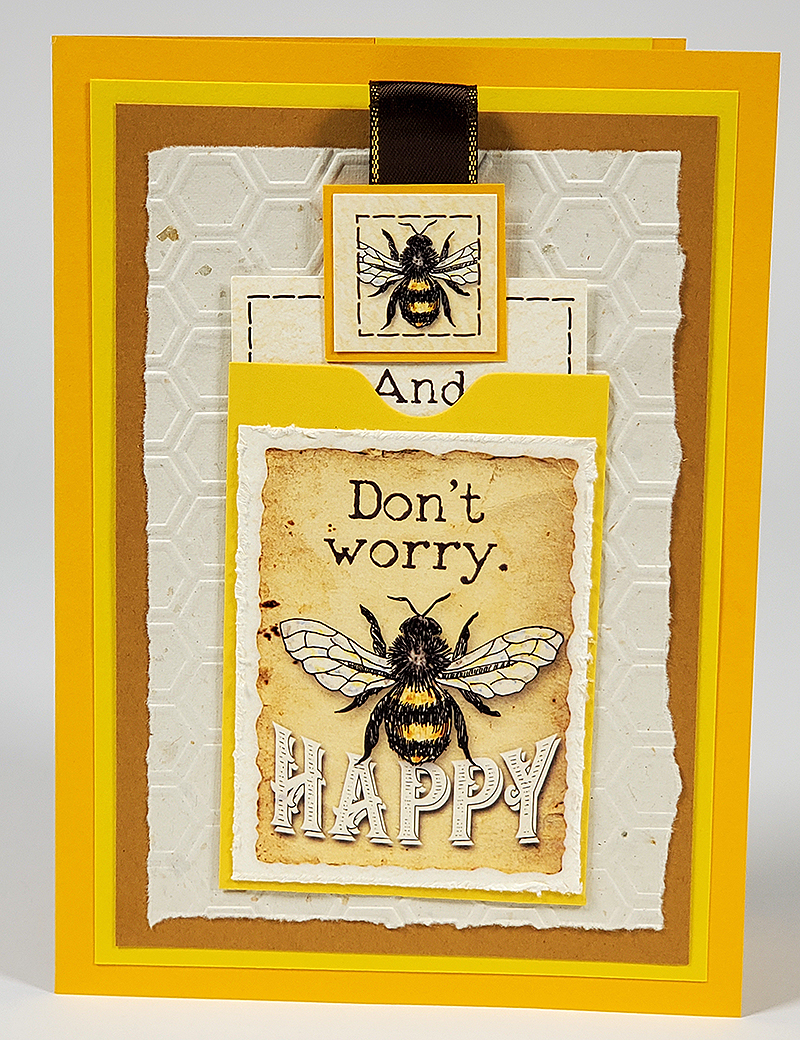 Let It Bee Cards by Club Scrap #clubscrap