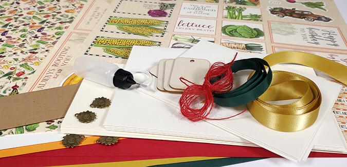 Farmstand Cards - Lettuce Celery-brate!