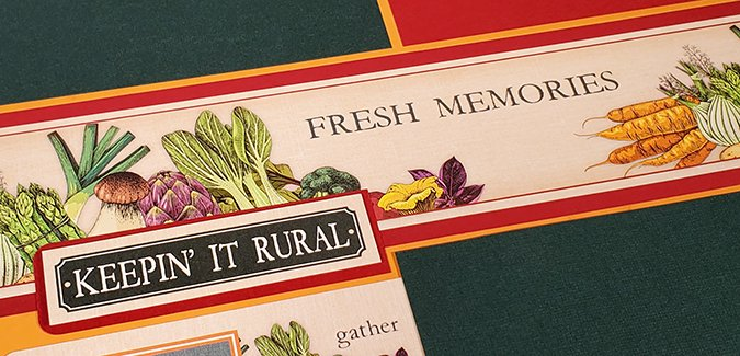 Farmstand Pages - Relish the past; preserve the future