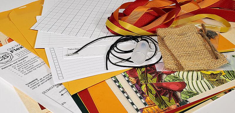 October VOLUME Event - Flexi Planner in a Slipcase