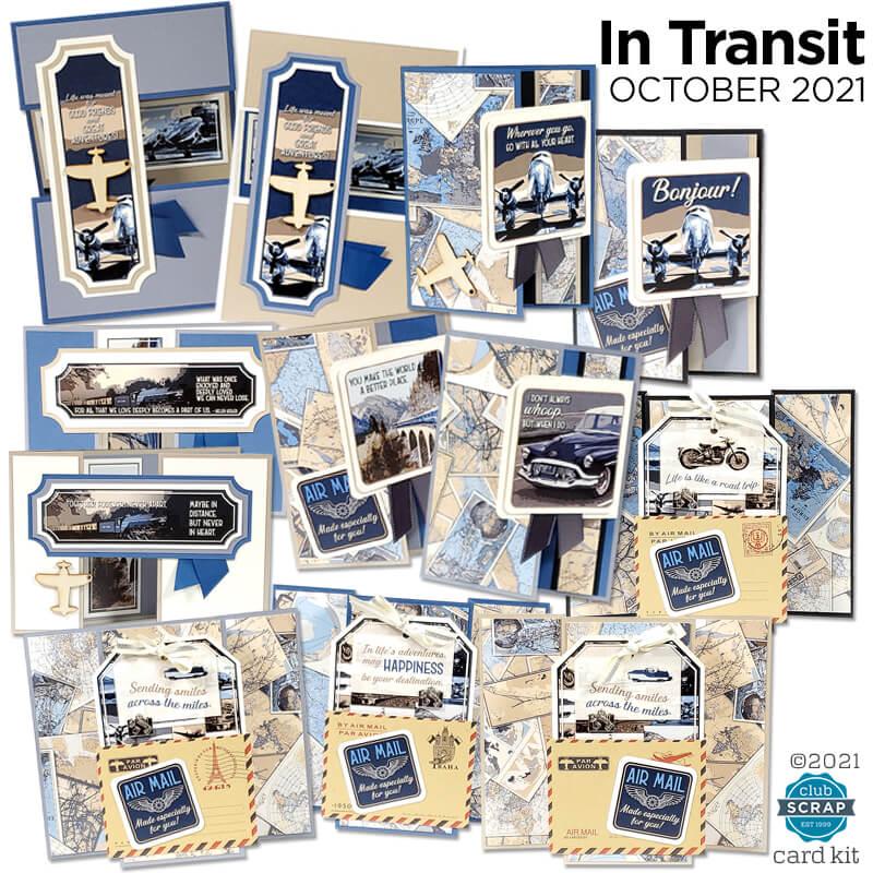 In Transit Card Kit