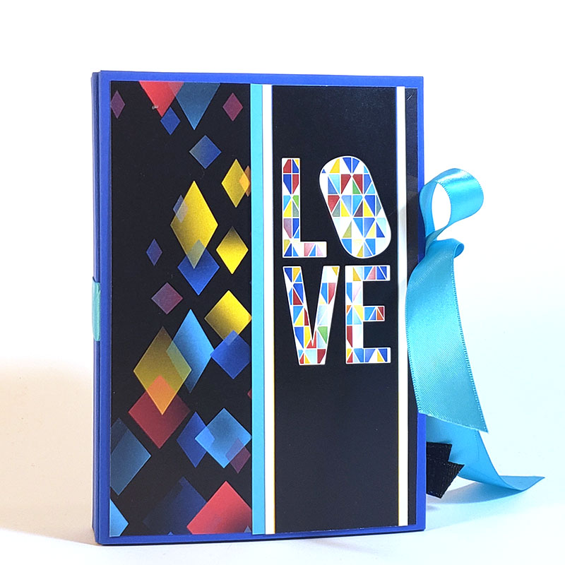 Prism Mini Book