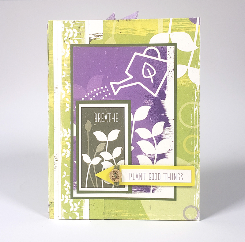 Sprouts Stitched Book