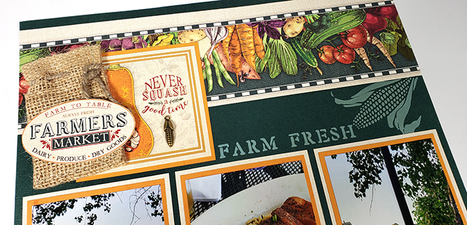Farmstand Layouts - Date night, girls' night, gardens and more!