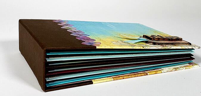 Make a Beautiful Noise Mini Book