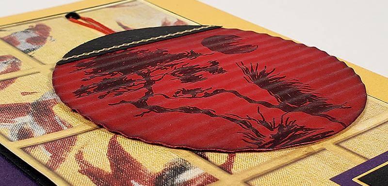 Shoji Stamps - Kimono Over for Fun Inspiration!
