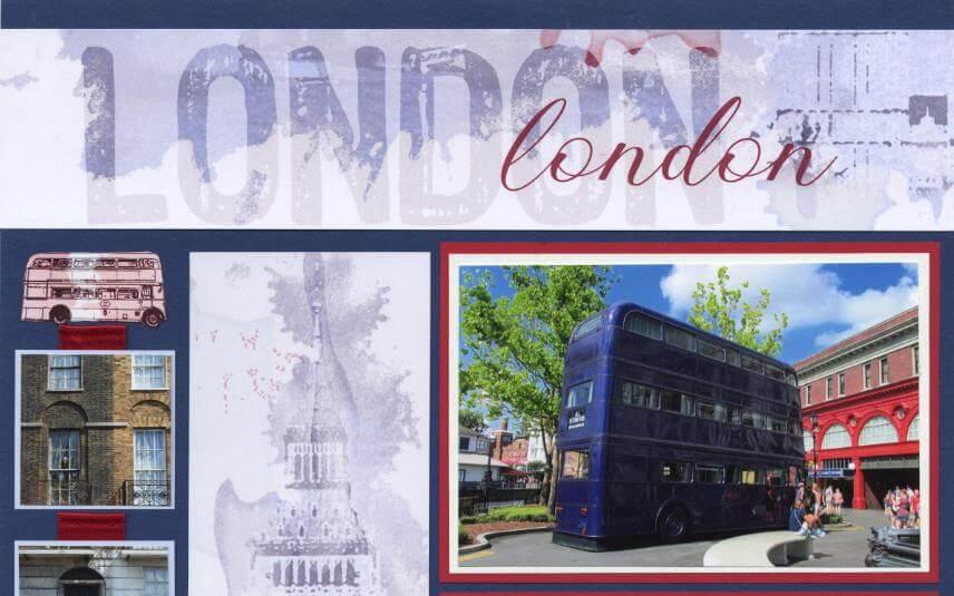 London Calling Remix Layouts