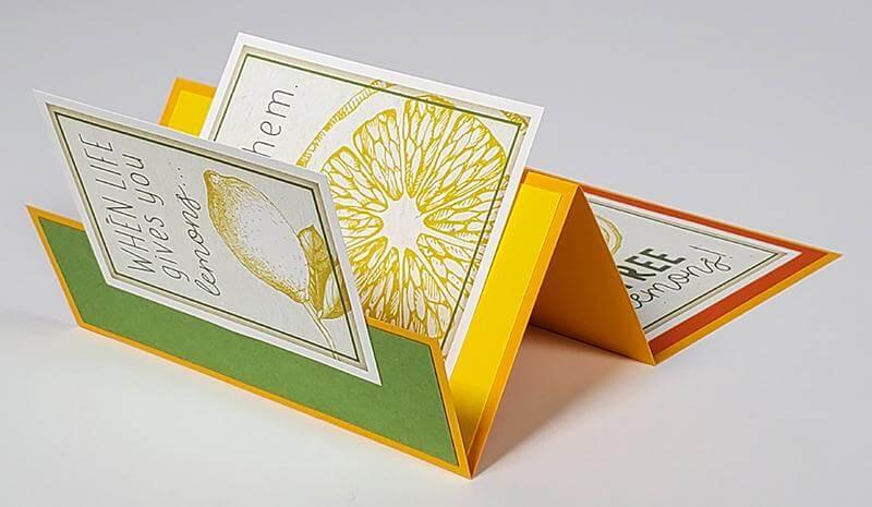 Zest for Life Cards - Lime Feelin' Good!