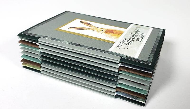Make a Pacific Northwest Mini Book