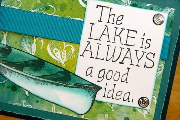 Lakes Club Stamp Cards
