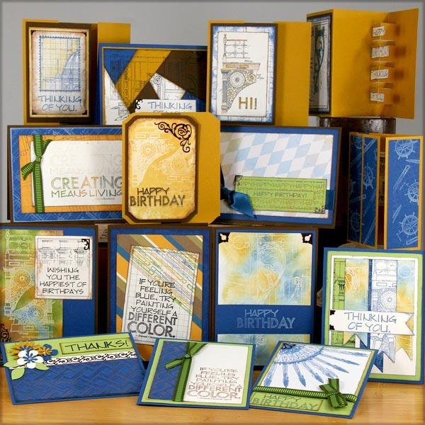 Blueprints Greetings to Go Guest Artist