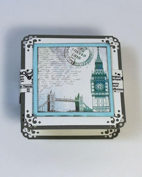 London Calling Candy Box Project
