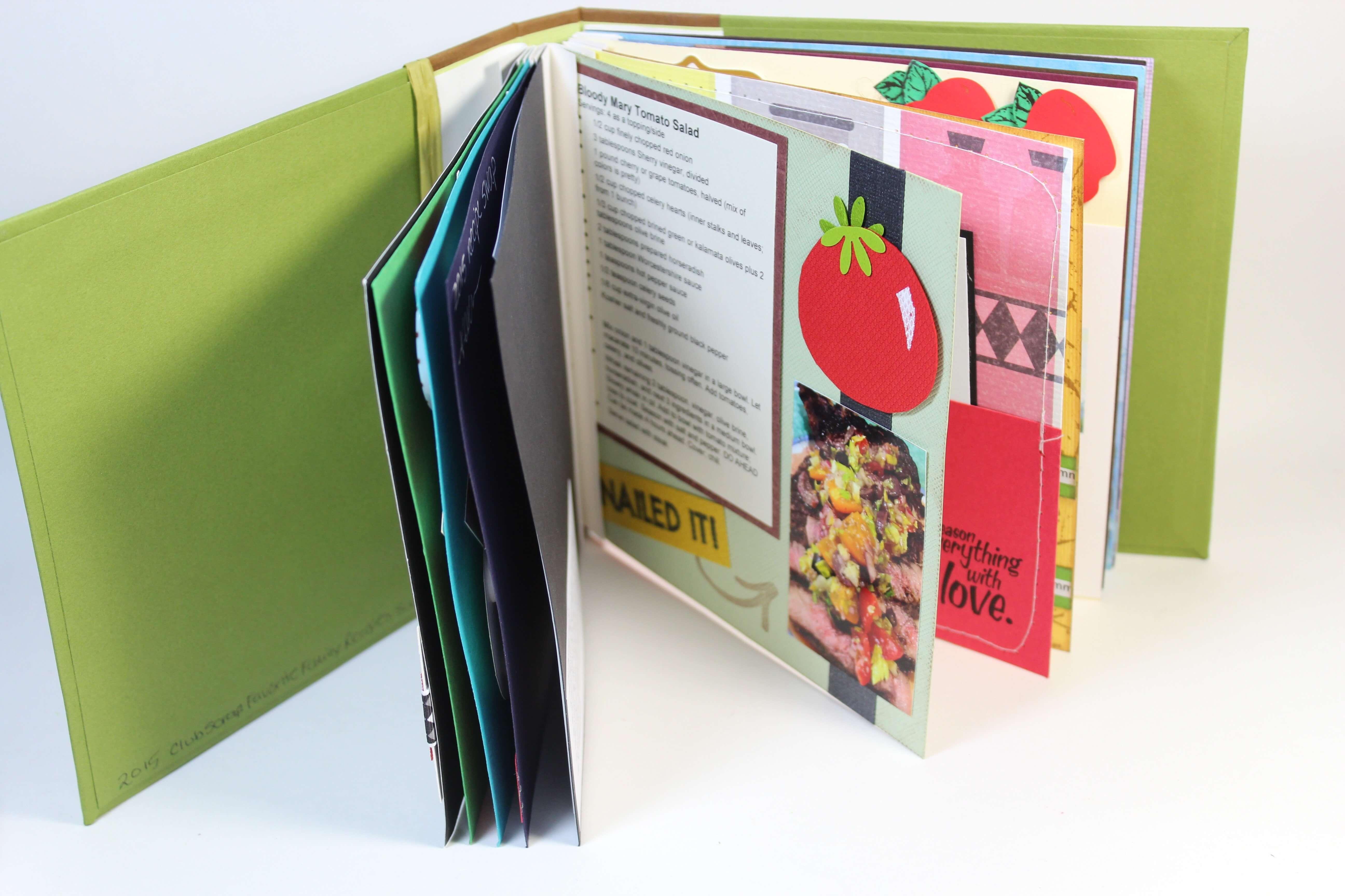 Recipe Swap Book