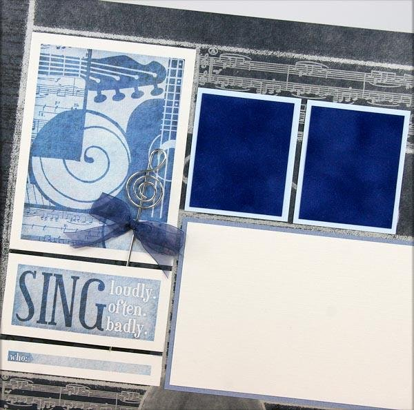 The Blues Lite Layouts