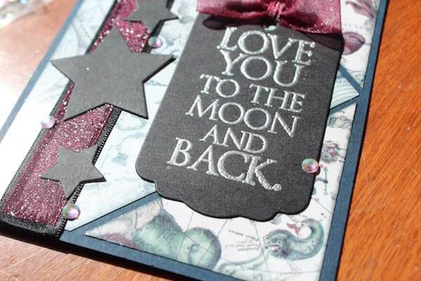 Constellations Card