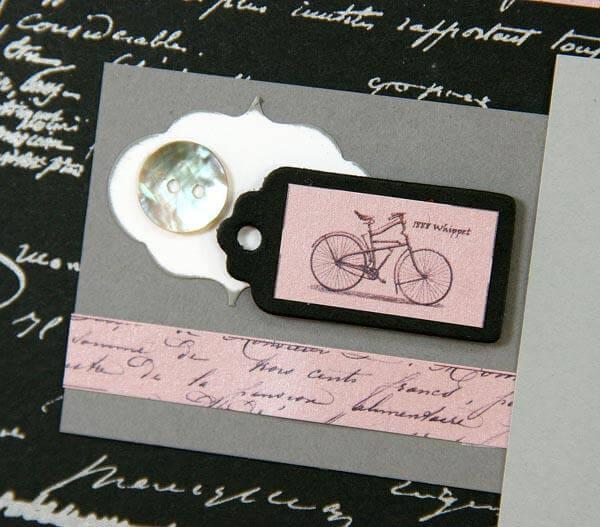 Paris Flea Market Layouts and Cards