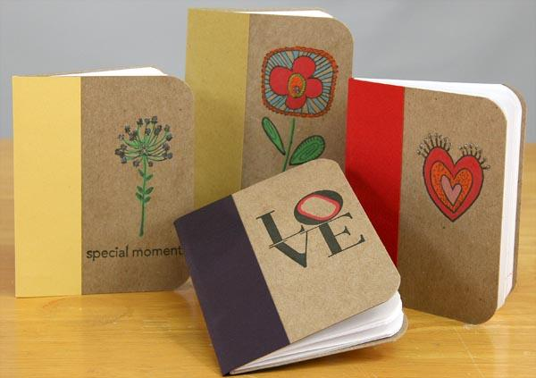 Mini Jot Journal