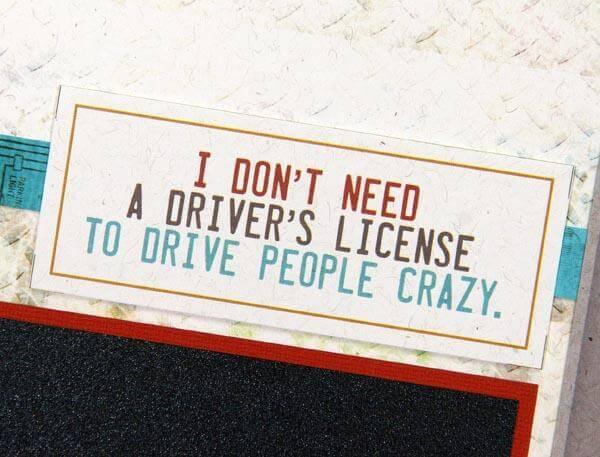 May 2016 - Creative License