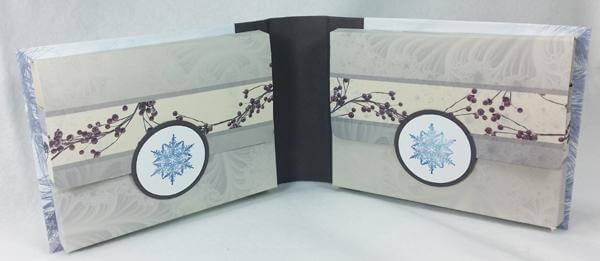 Shades of Winter Greeting Card Folio