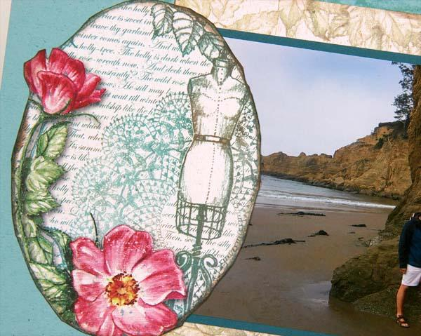 Wild Rose Layouts & Cards