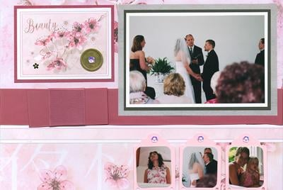 Cherry Blossoms Deluxe Layouts