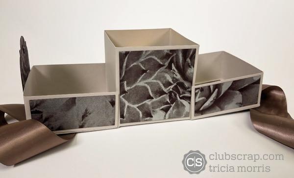 Two-Sheet Gift Box