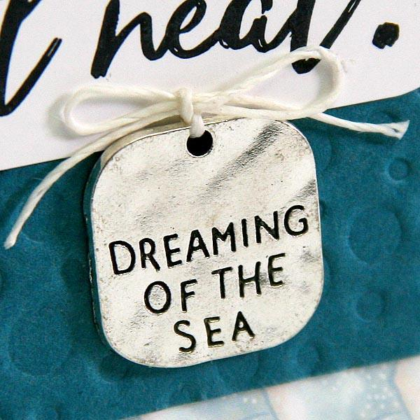Make cool Lagoon cards with the hot Club Stamp kit!