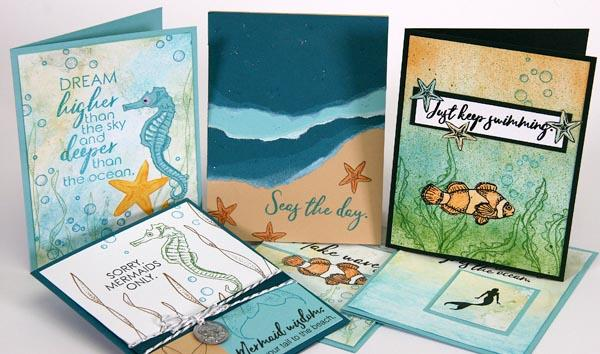 Lagoon Stamps and Kay's Fishy Cards