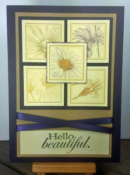 Vintage Botany Blog Hop--Digital Hybrid Cards