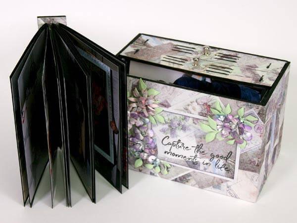Photo Drop Box Project