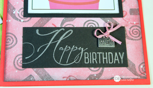 Handmade Quad Print Cards featuring the Surprise collection!