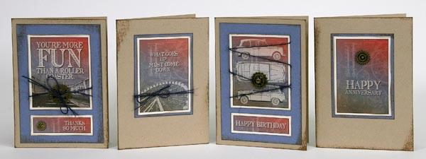 Need masculine cards? What a Ride to the rescue!