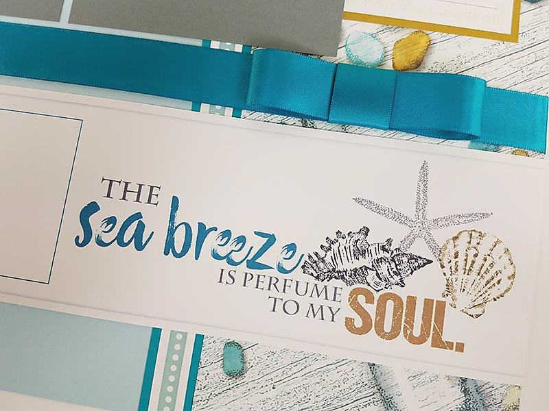 July 2018 - Sea Breeze Collection