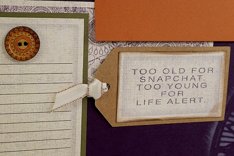 Tapestry Pages - Make art out of the story of your life!