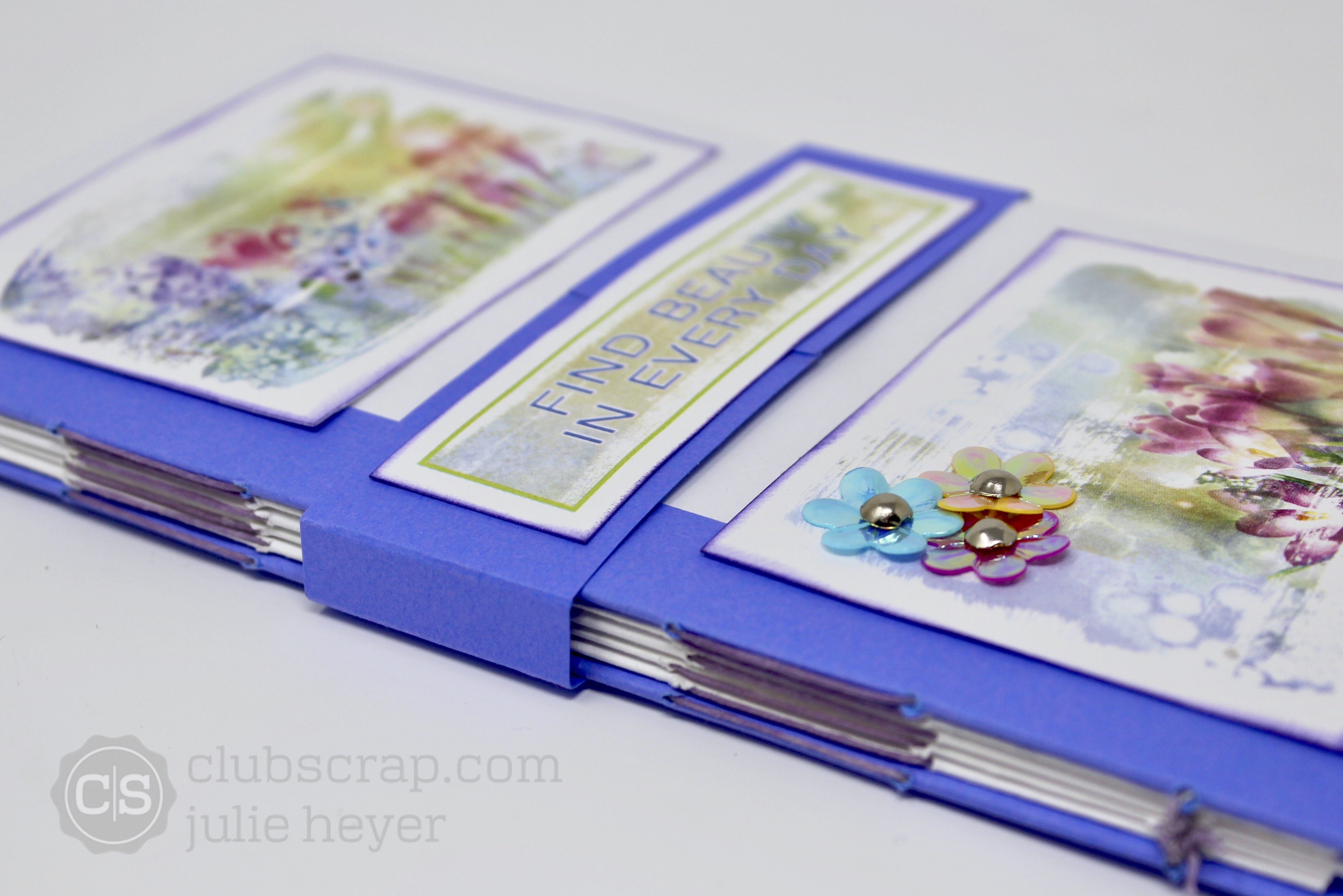 Gate Fold Cards Album - Get creative with Julie!