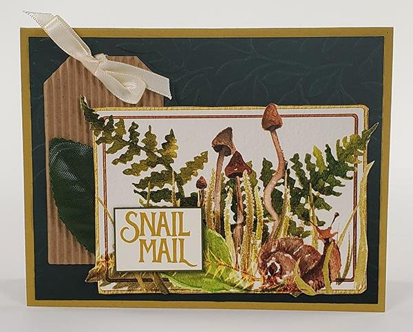 Forest Floor Card Kit - the best kind of snail mail!