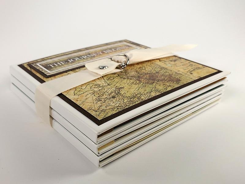 Triple Folio Book - It will take you places!