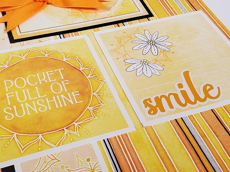 Hello Sunshine Pages - It's a good day to be happy.