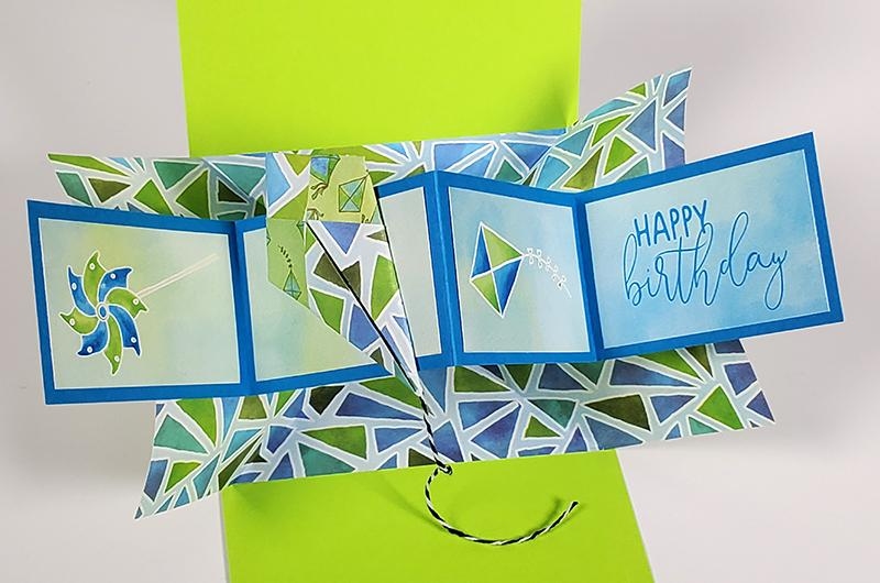 Fly a Kite Cards - Your crafting will soar!