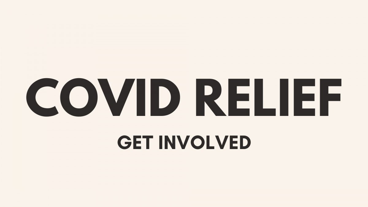 COVID Relief: Join the fight