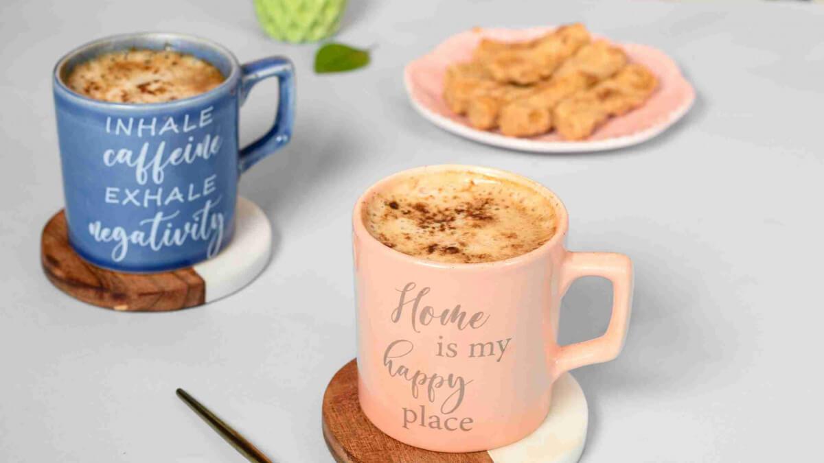 New Product Alert: Coffee Mugs