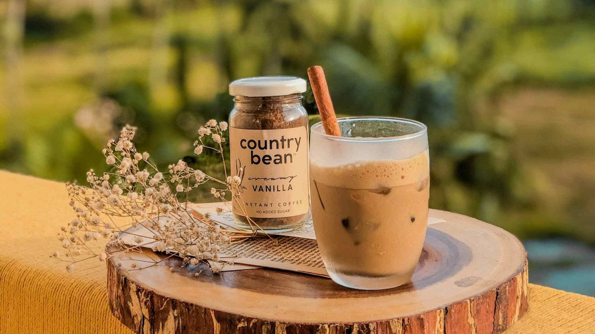 Cinnamon-infused cold coffee to the rescue!