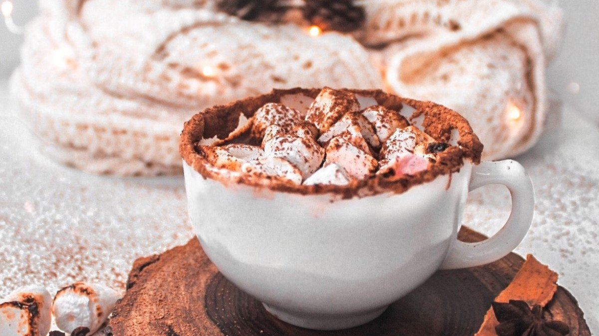 Hot Chocolate? YES, please!
