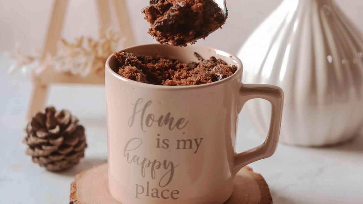 Easiest coffee mug cake recipe