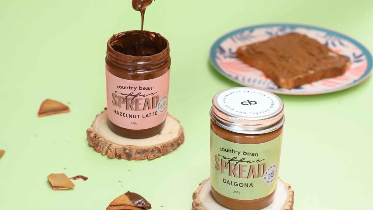 New Product Alert: Hazelnut Latte & Dalgona Spread
