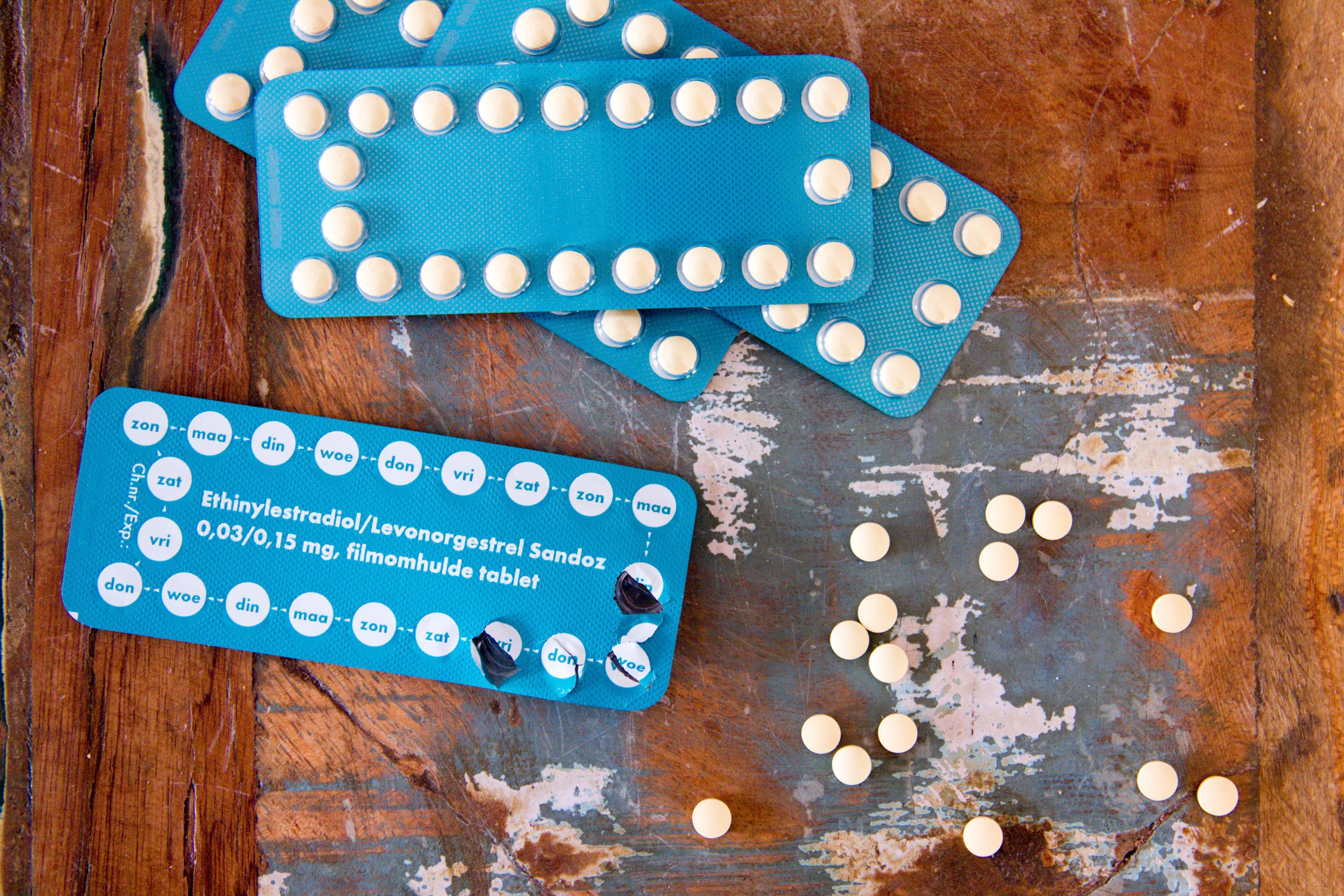 Contraception et menstruations