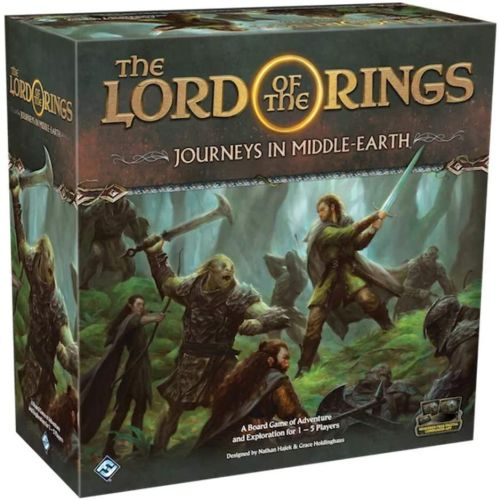 Adventure Board Games: The Lord of the Rings: Journeys in Middle-earth box