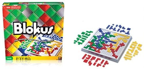 Best Board Games for 6 Year Olds: Blokus