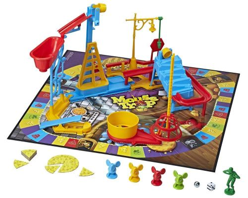 Best Games for 6 Year Olds: Mouse Trap