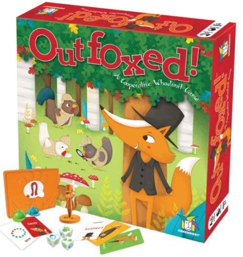 Best Games for 6 Year Olds: Outfoxed